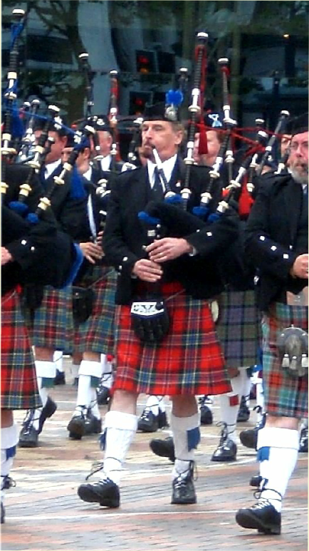 Birmingham Pipe Band Competition 2009