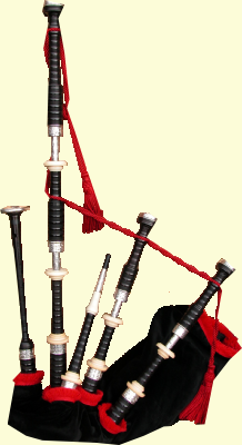 R. G. Hardie Bagpipes for top bagpipers